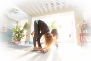 Private Instruction with Yoga with Sarah